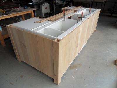 Keukens op maat - Timmerwerk & Meubelmaker Geert Veenstra